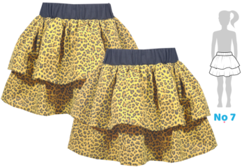 skirt no 7
