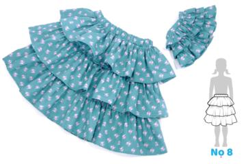 skirt no 8